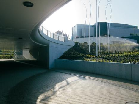 Aesculap-Platz Pedestrian Underpass