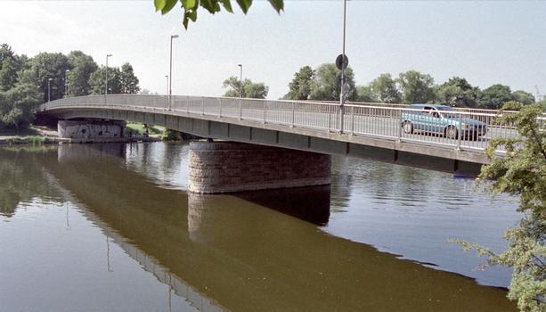 Kurt-Schumacher-Brücke, Essen-Steele
