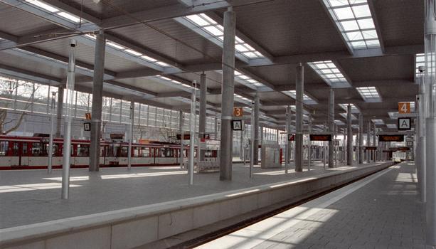 Station Arena/Messe-Nord, Düsseldorf