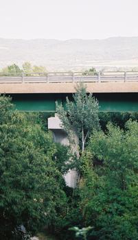 Autoroute A51Pont de Lurs