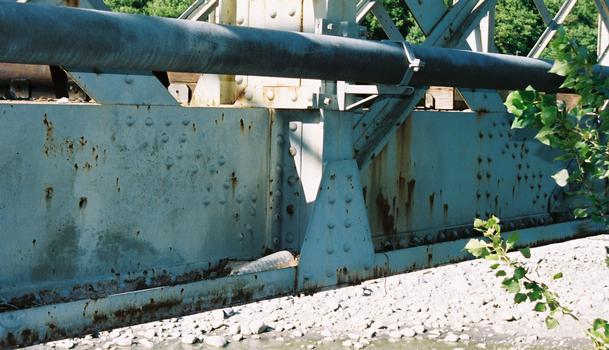 Train des Pignes Pont de La Trinité