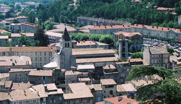 Cathédrale de Sisteron