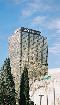 Torre Windsor, Madrid.