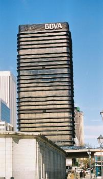 Torre BBVA, Madrid