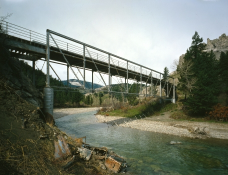 Dearborn River High Bridge