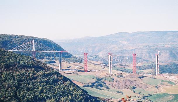 Millau-Viadukt