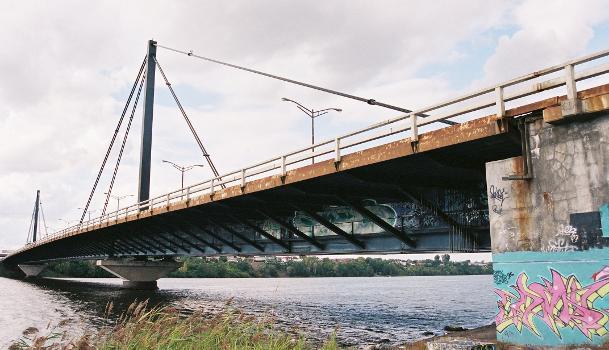 Papineau-Leblanc Bridge, Montréal, Québec