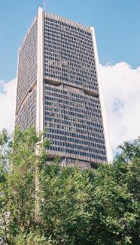 Tour de la Bourse, Montréal, Québec