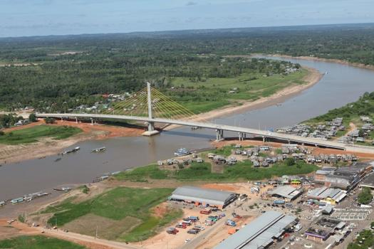 Juruá River Bridge