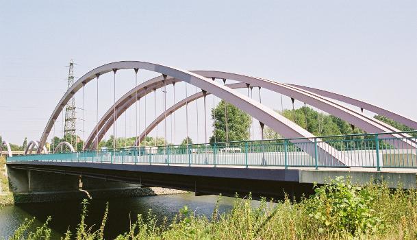 Osterfelder-Strassen-Brücke (Rhein-Herne-Kanal), Oberhausen