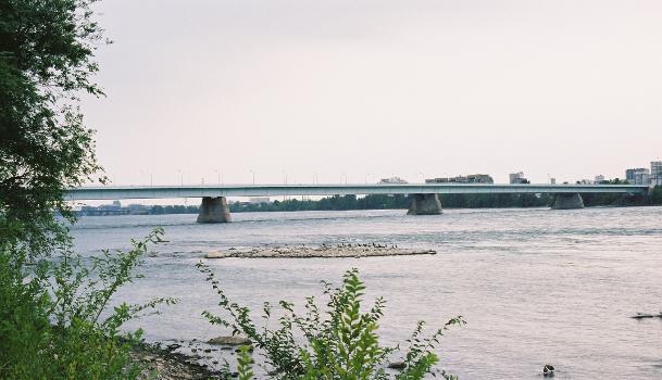 Pont de la Concorde, Montréal, Québec