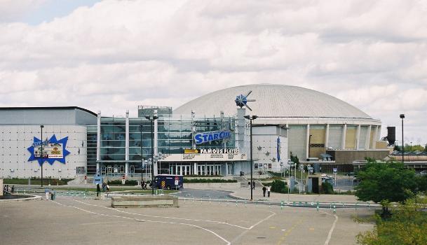 Aréna Maurice-Richard, Montréal, Québec
