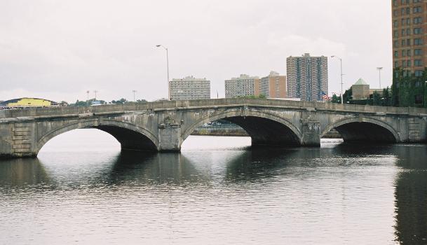 River Street Bridge, Boston/Cambridge, Massachusetts