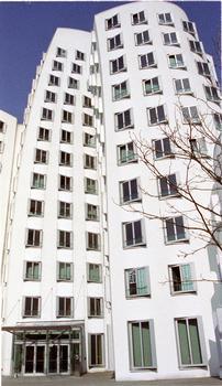 Neuer Zollhof, Gebäude C, Düsseldorf
