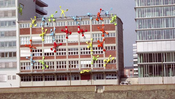 Roggendorf-Speichergebäude (Düsseldorf)