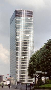 Tour Initiale (Paris-La Défense, 1966)