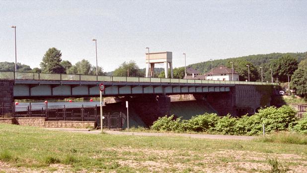 Barrage d'Essen-Kettwig