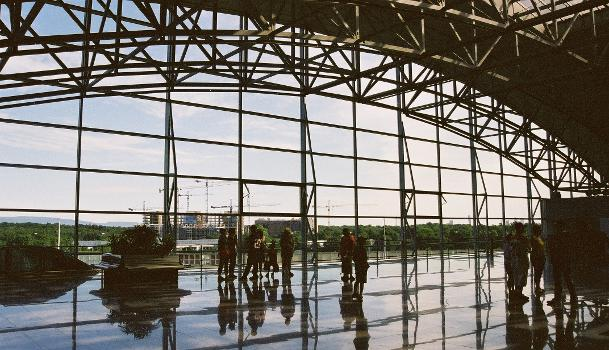 Terminal 2, Flughafen Frankfurt
