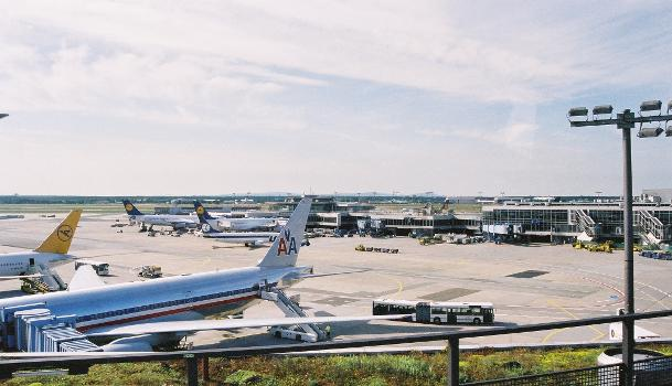 Terminal 1, Flughafen Frankfurt