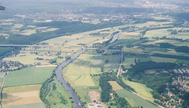 Ruhrtalbrücke (A 52), Mülheim an der Ruhr
