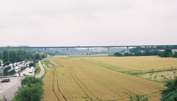 Sinzinger Autobahnbrücke, Sinzing