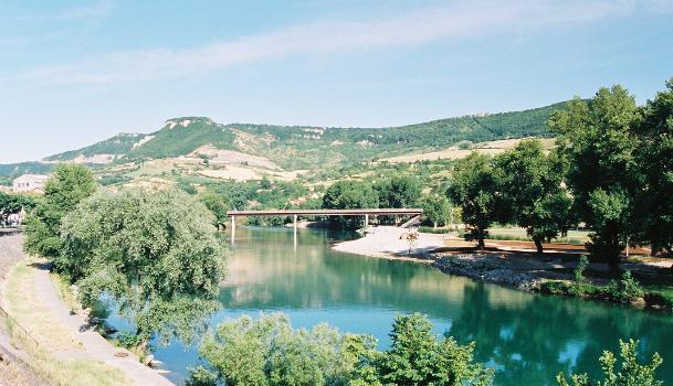 Pont du Larzac, Millau