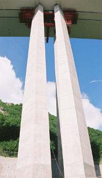 Autoroute A75 – Millau-Viadukt
