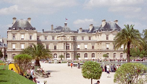 Palais du Luxembourg, Paris