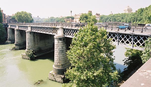 Ponte Palatino, Rom