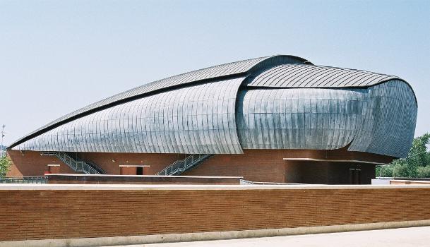 Parco della Musica, Rom. Sala 700