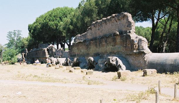 Aqua Marcia / Aqua Tepula, Park der Aquädukte bei Rom