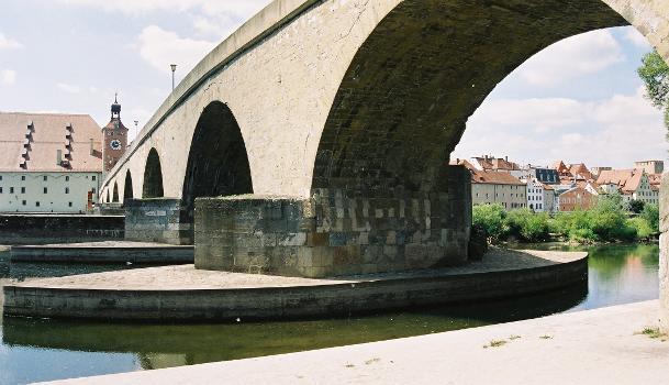 Steinerne Brücke, Ratisbonne