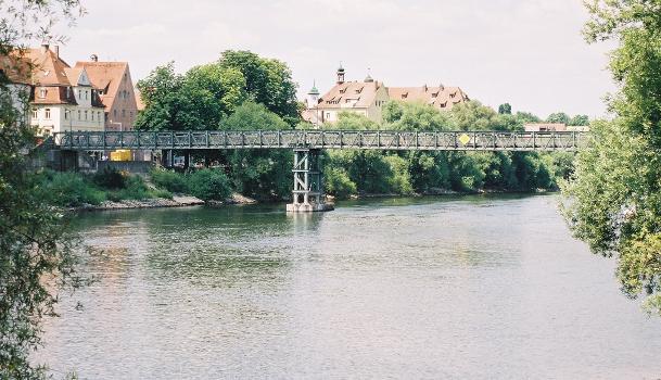 Eiserner Steg, Regensburg