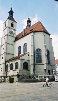 Neupfarrkirche, Ratisbonne