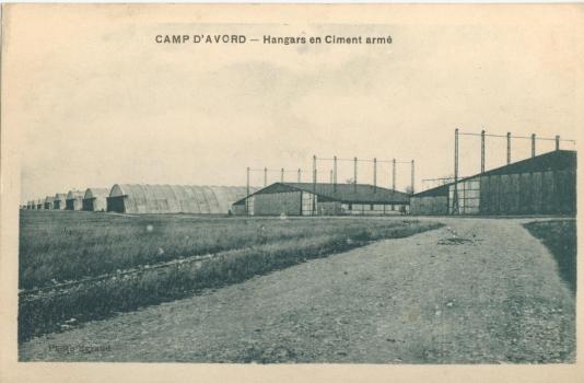 Avord Aircraft Hangars