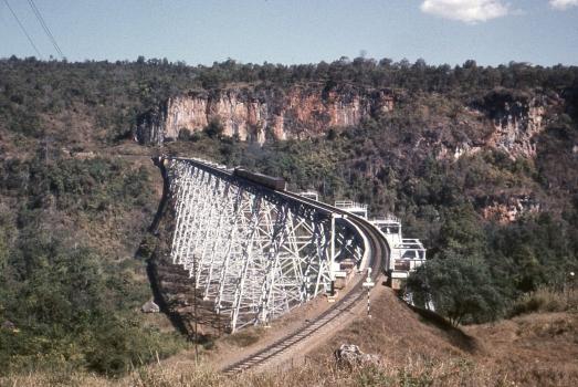Gohteik-Viadukt