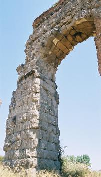 Aqua Claudia / Anio Novus, Parc des aqueducs près de Rome