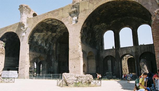 Basilica of Maxentius, Forum Romanum, Rome