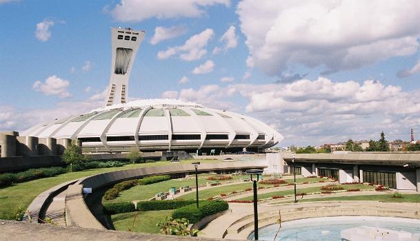 Olympic Stadium, Montéal, Québec