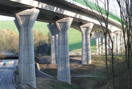 Pont autoroutier de Penig (A72)