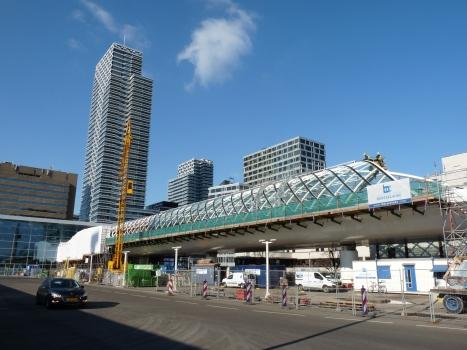 Station Den Haag CS de la Erasmuslijn