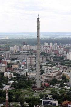 Fernsehturm Jekaterinburg