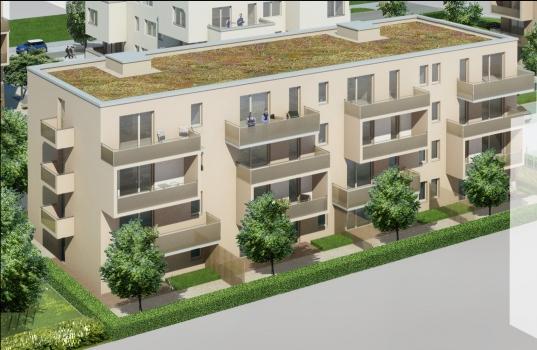Isometrie Wohnhaus 2