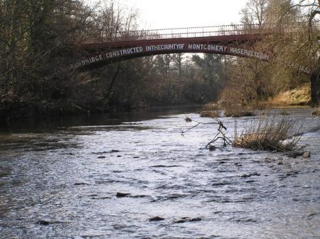 Brynderwen Bridge