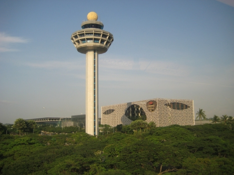 Changi Airport – Changi Airport Control Tower