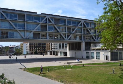 Rathaus von Benidorm