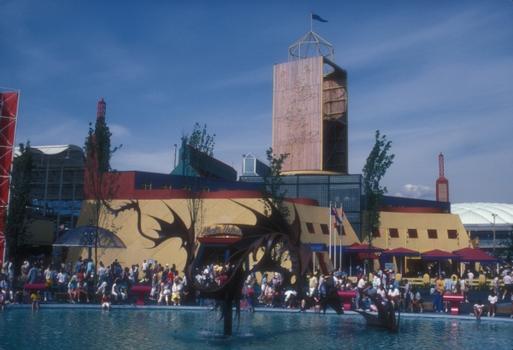 Expo 1986 (Vancouver) - Alberta Pavillion