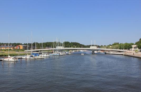 Aleksanterinkatu-Brücke