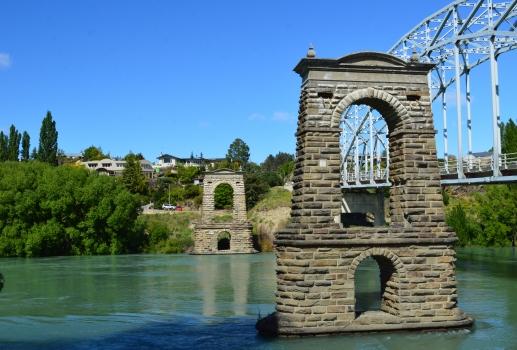 Alexandra Suspension Bridge