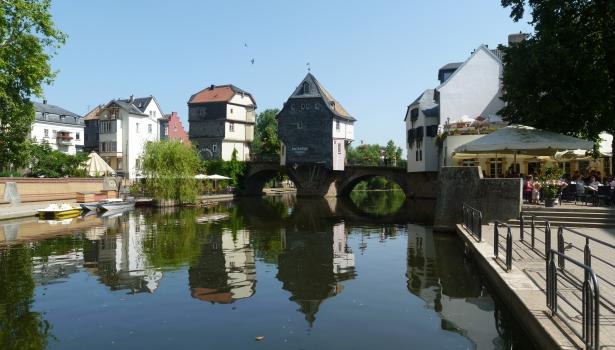 Nahebrücke Bad Kreuznach